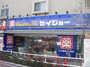 ヘルスケアセイジョー志村3丁目店の画像1