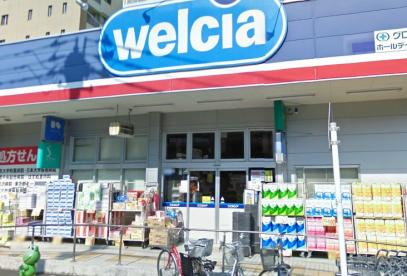 ウエルシア薬局板橋志村店の画像1
