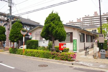 市川幸郵便局の画像1