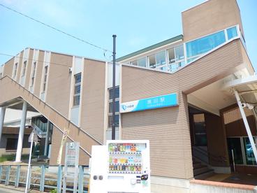 小田急多摩線黒川駅の画像1