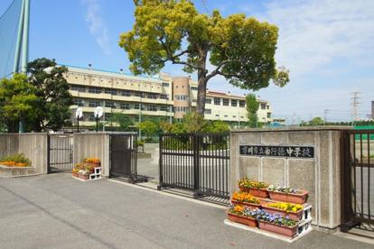 南行徳中学校の画像1