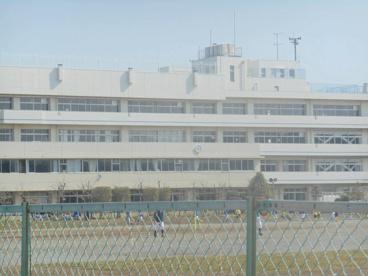 桶川市立加納中学校の画像1