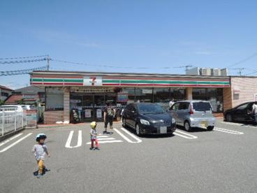 セブンイレブン 日野税務署前店の画像1