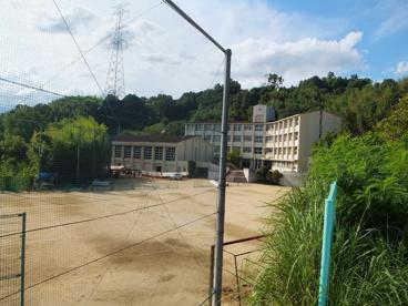 堅上中学校の画像1