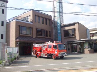 柏原羽曳野藤井寺消防組合消防署国分出張所の画像1