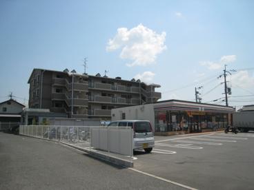 セブンイレブン仁和寺町の画像2