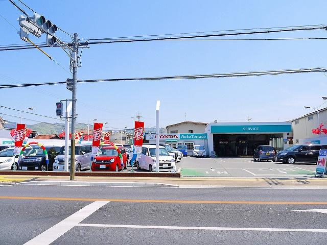 ホンダオートテラス奈良の画像