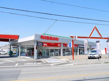 (株)日産サティオ奈良 郡山支店の画像4