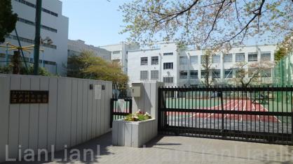 新宿区立江戸川小学校の画像1