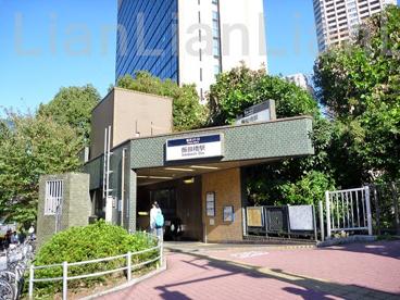 東京メトロ飯田橋駅 b2a出口の画像1