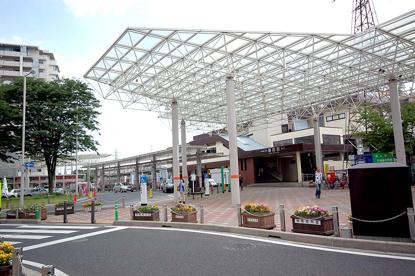 朝霞駅東口の画像1