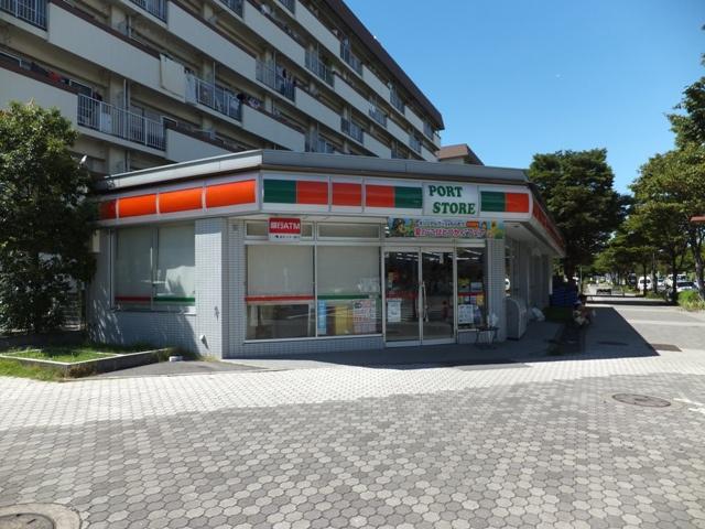サンクス ポートストア辰巳店の画像