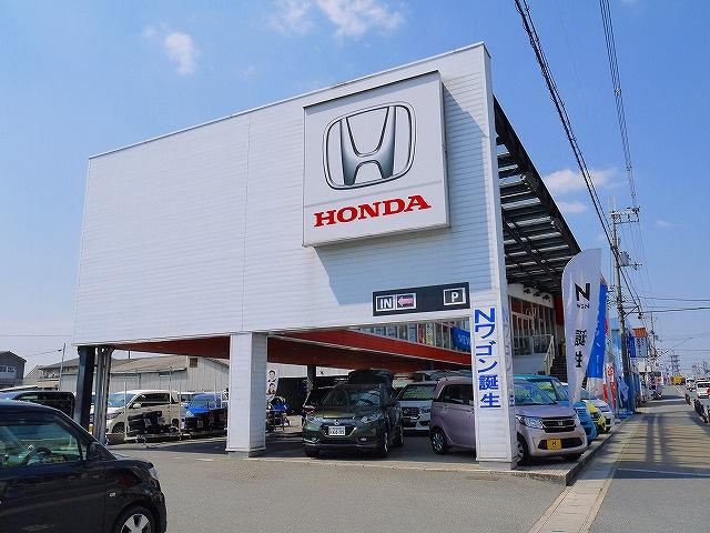 Honda Cars奈良中央 奈良神殿店の画像