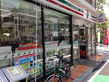 セブンイレブン 筑土八幡町店の画像1