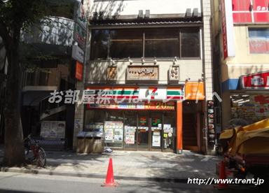 セブンイレブンン 新宿神楽坂三丁目店の画像1