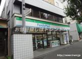 ファミリーマート升本神楽坂店