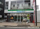 ファミリーマート神楽坂店