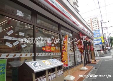 セブンイレブン新宿神楽坂駅西店の画像1