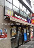 マック神楽坂駅前店