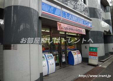ローソン新小川町店の画像1