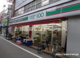 ローソンストア100 江戸川橋