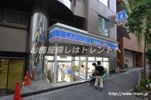 ローソン 新宿三丁目駅前
