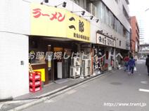 ラーメン二郎 小滝橋通り店