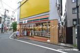 セブンイレブン 代々木参宮橋店