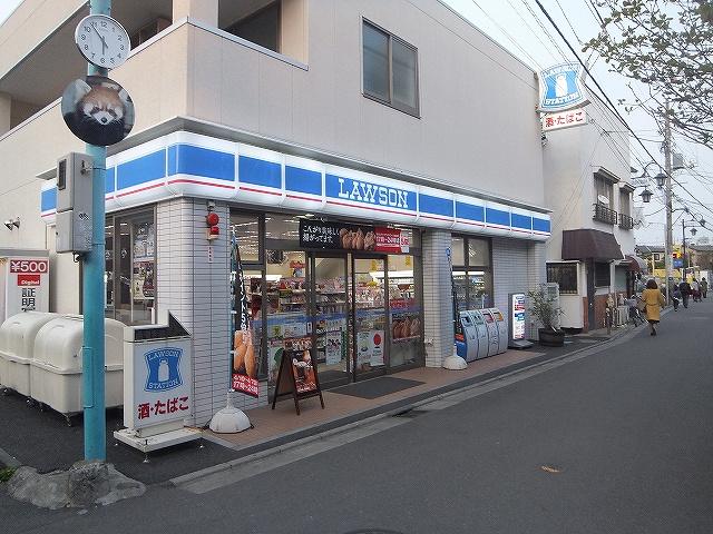 ローソン「新川崎駅前」の画像