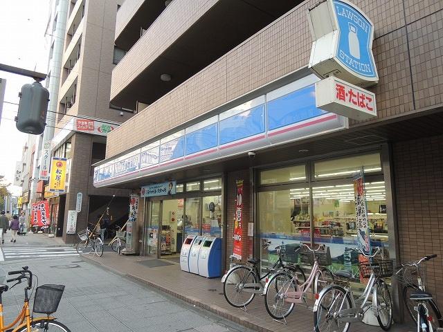 ローソン「川崎大宮町店」の画像