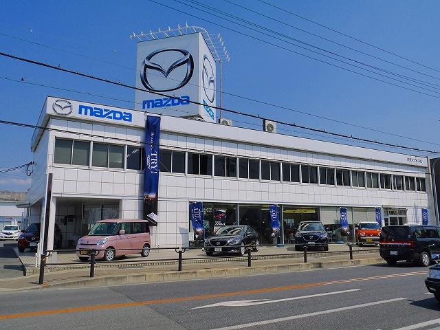 奈良マツダ 奈良店の画像