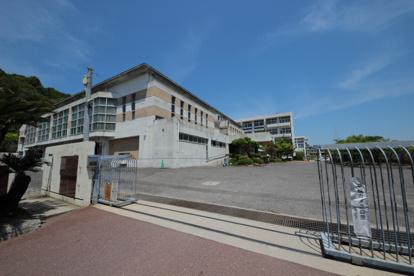 廿日市市立阿品台中学校の画像1