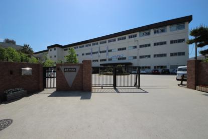 広島市立庚午中学校の画像1