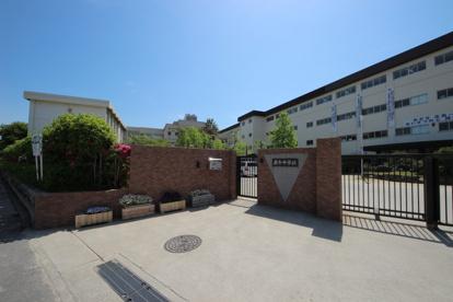 広島市立庚午中学校の画像2