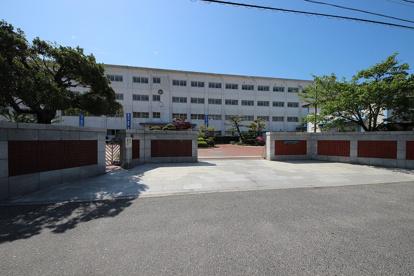 広島市立井口中学校の画像1