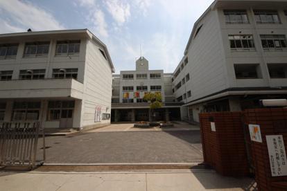 広島市立井口台中学校の画像1