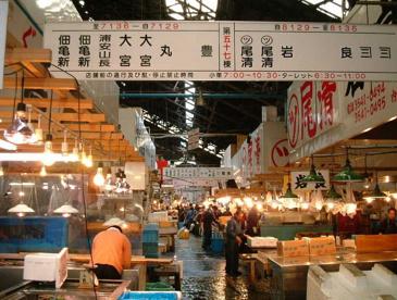 築地市場の画像4