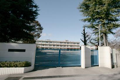 前橋市立 岩神小学校の画像1