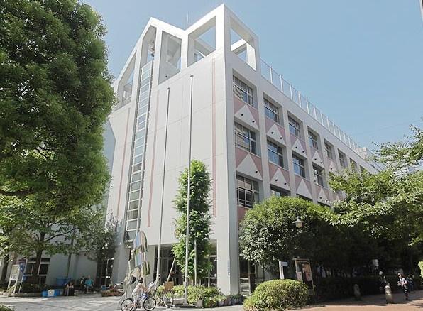 中央区立 佃島小学校の画像