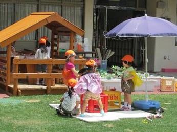 月島幼稚園の画像