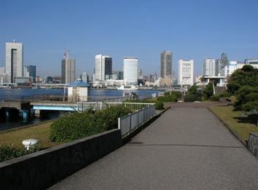 晴海ふ頭公園の画像4