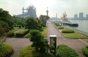 晴海ふ頭公園の画像5