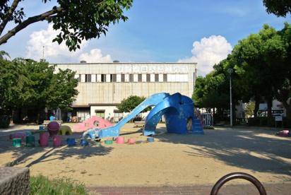 金楽寺北公園の画像1