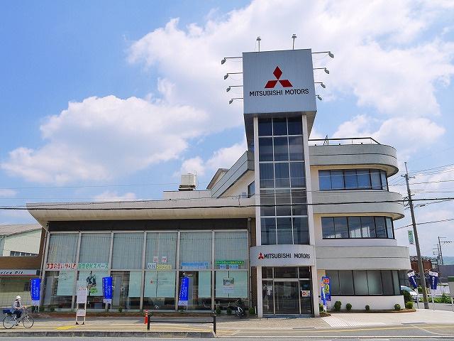 奈良三菱自動車販売株式会社 奈良店の画像