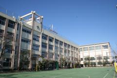 尾久八幡中学校の画像1