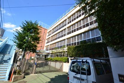 目黒区立 中目黒小学校の画像1