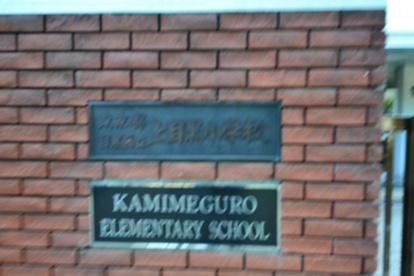 目黒区立 上目黒小学校の画像2