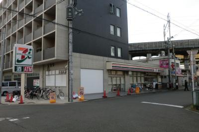セブンイレブンJR西大路駅前店の画像1