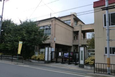 京都市立 九条塔南小学校の画像1