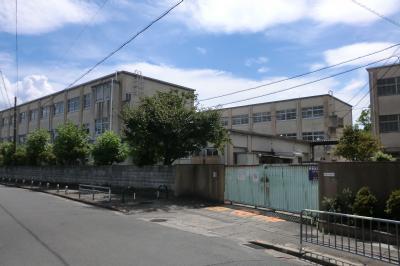 京都市立 大薮小学校の画像1